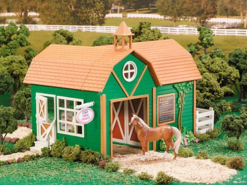 Stablemates Riding Academy Play Set