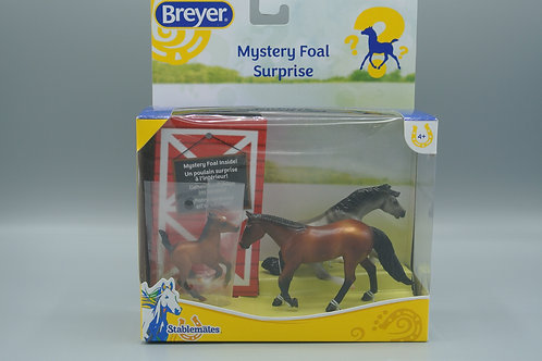 Breyer Mystery Foal Surprise Family C