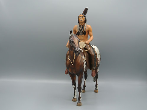 AR - Native American Brave