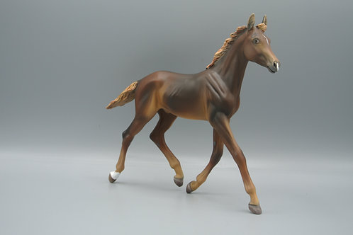 Custom Breyer - Baby in Oils