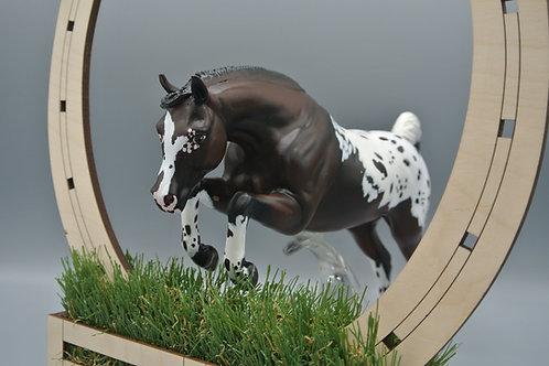 Custom Breyer - Appaloosa Pony Jumper