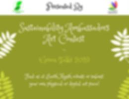 Sustainability Ambassadors Art Contest.p