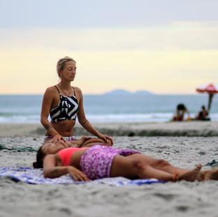 Yoga Na Praia