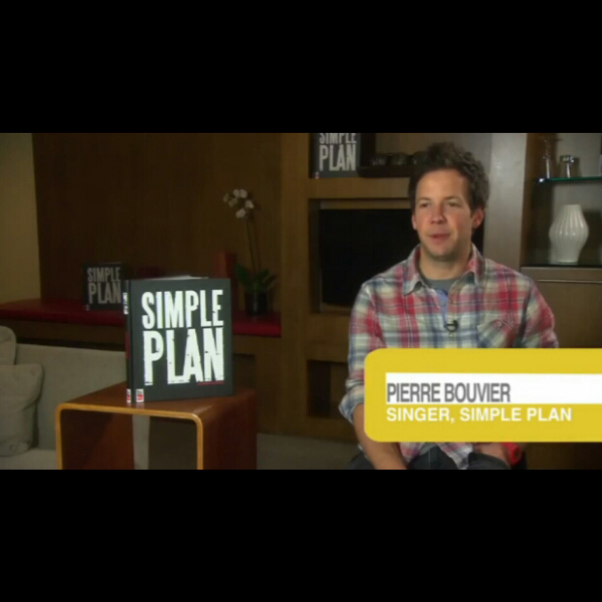 Simple Plan - Pierre Bouvier