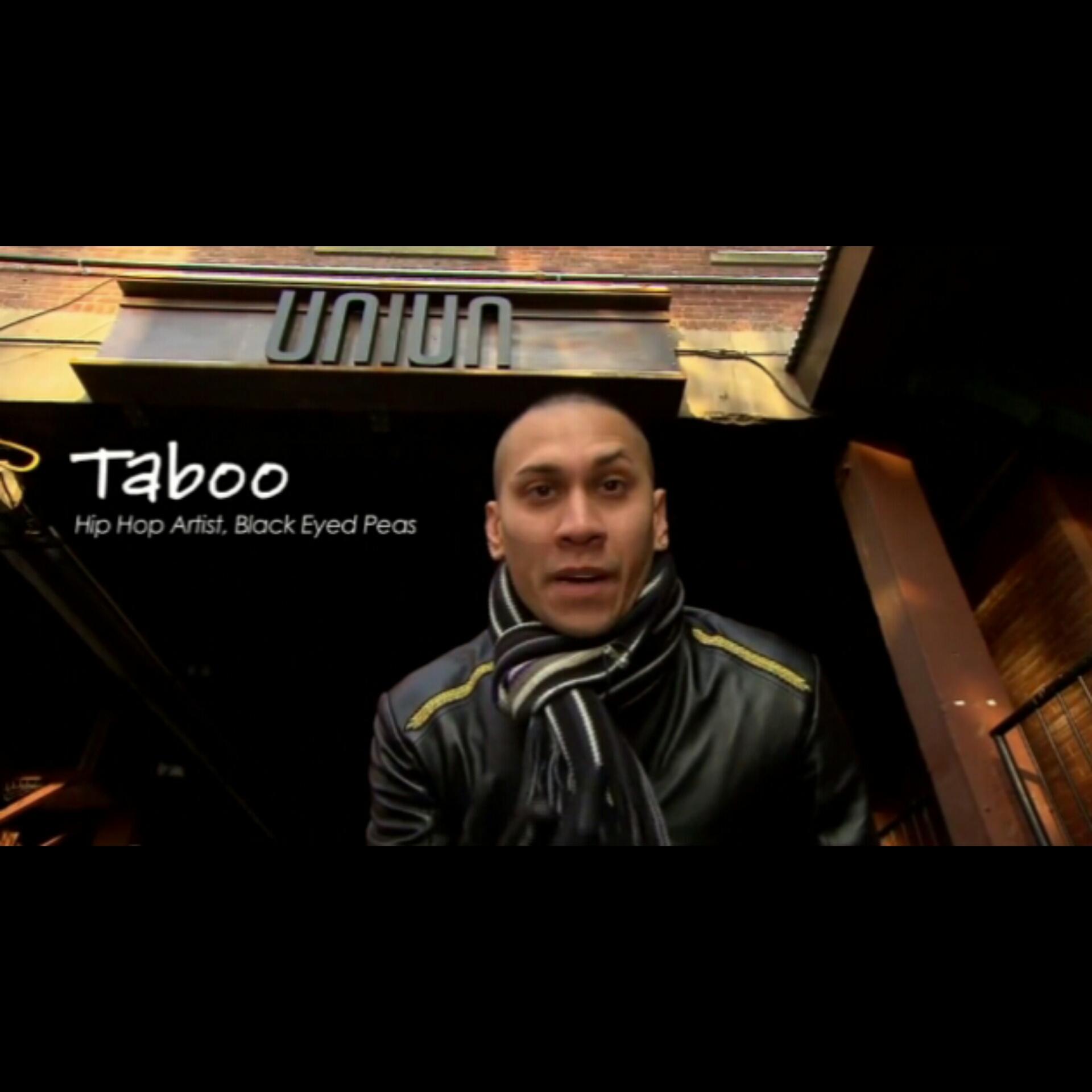 Taboo-Black Eyed Peas