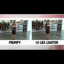 How to Dress 10lbs Lighter