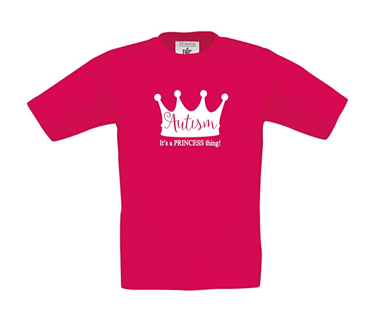 Autism It's a PRINCESS thing! T-shirt