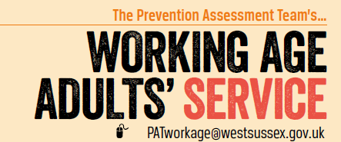 Working Age Adults Services