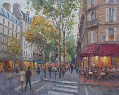 'St Germain Cafe'