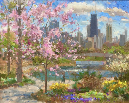 'Chicago in Spring'