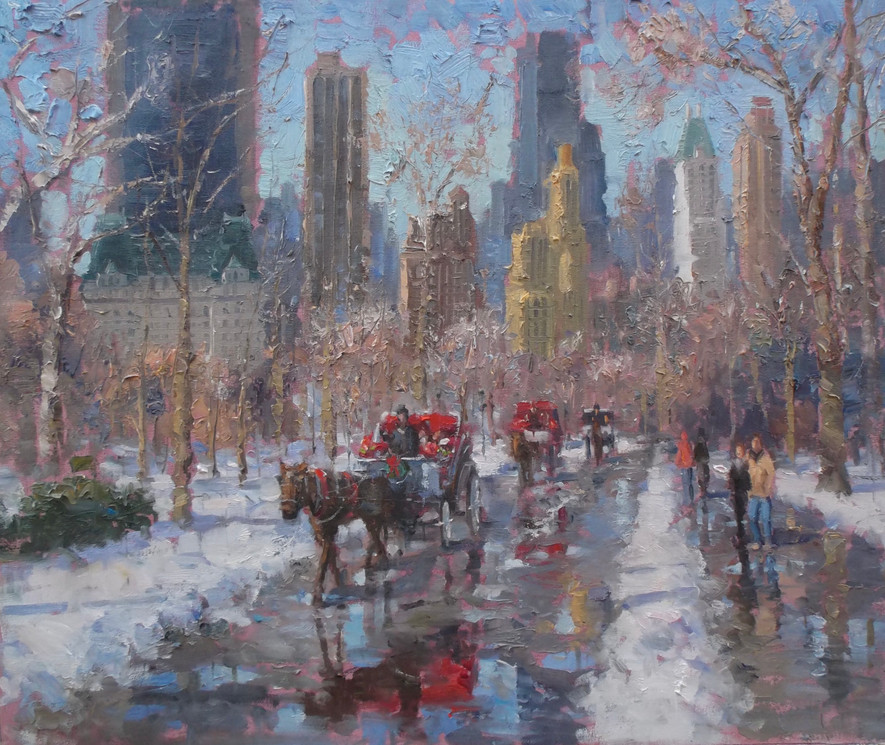 'Central Park Carriages'