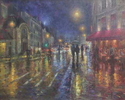 'Paris at Night'