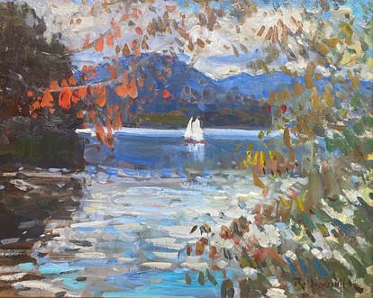 'Autumn Sail'