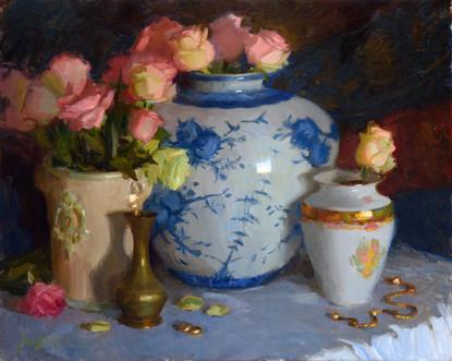 'Porcelain Arrangement'