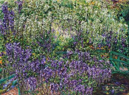 'Wisteria Garden'