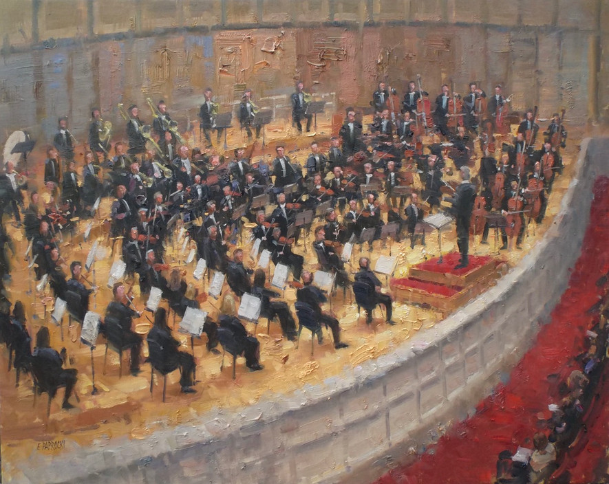 'The Chicago Symphony Orchestra'