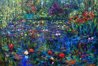 'Monet's Garden'
