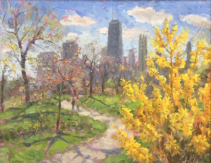 'Spring in Chicago'