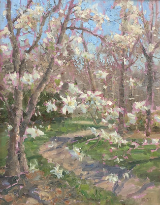 'Magnolia Path'