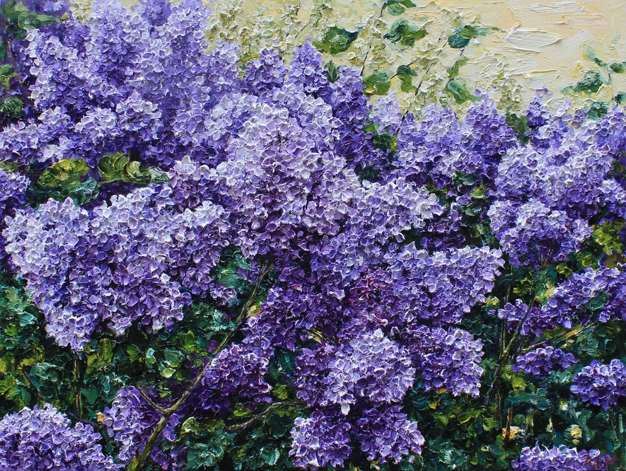 'The Joy of Lilacs'