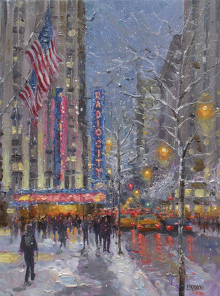'Radio City, NYC'