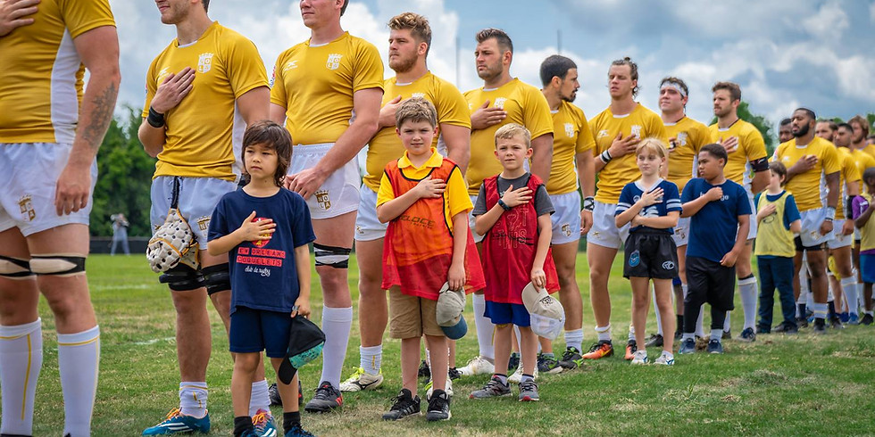 Jefferson Playground, Jefferson Gold Youth Rugby Sessions: Nov 18 - Dec 16