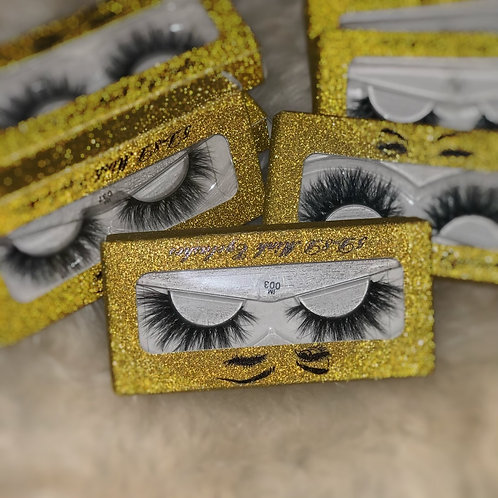 Mink Lilly Lash