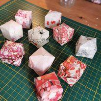 Atelier guirlande lumineuse en origami mercredi 2 décembre