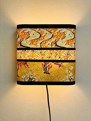 Applique murale japonaise intermédiaire