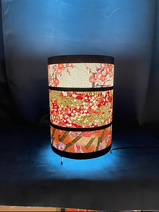Lampe japonaise ronde