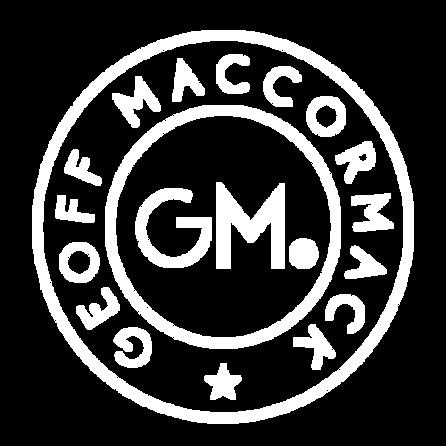 Geoff Maccormack bowie photograher