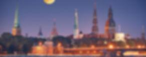 Travel in Latvia, Travel to Riga