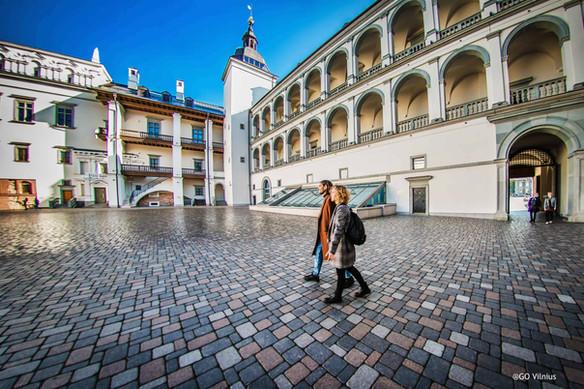 Vilnius. Palace-of-the-Grand-Dukes-of-Li