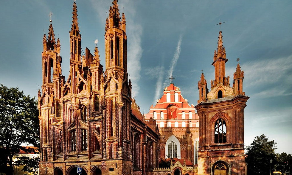 Full day excursion to Trakai and Vilnius
