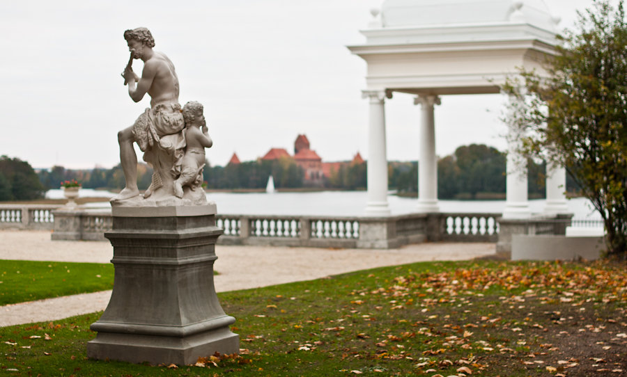 Full day excursion to Trakai and Kernave