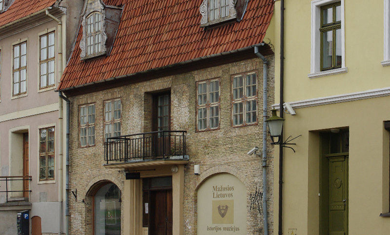 1 hour excursion in Minor Lithuania History museum
