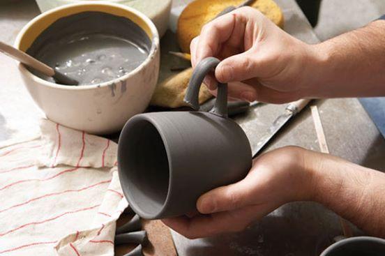 Gimtadienis keramikos studijoje