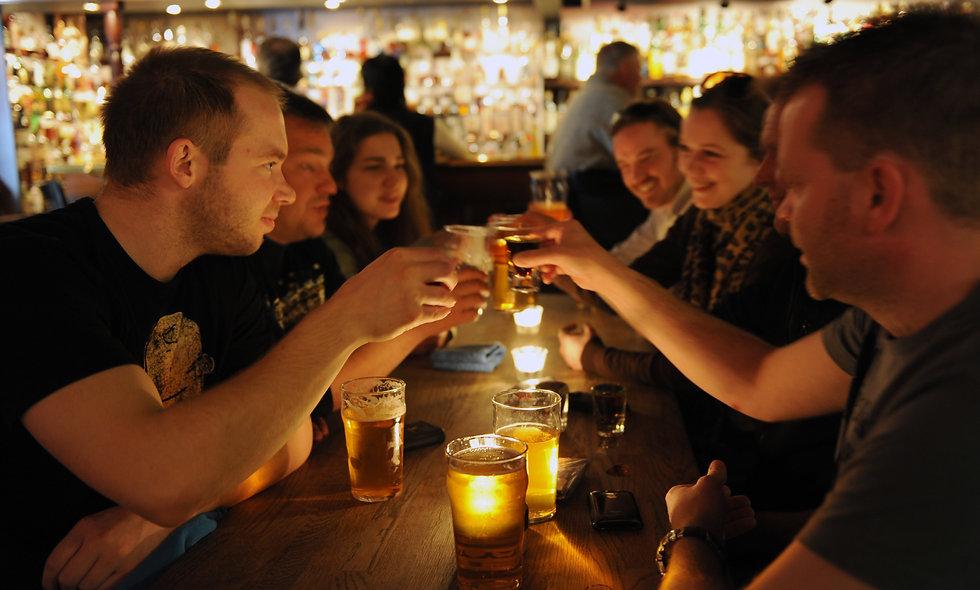 Beer degustation in Riga