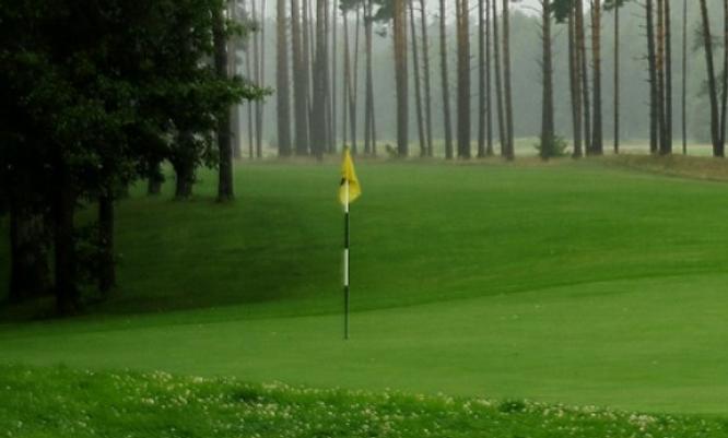 Golf Green Fee (18 holes) at Viesturi Golf club