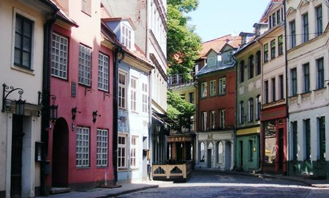 2 hours walking excursion in Riga old town