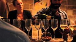 Šampano rūšių pristatymas