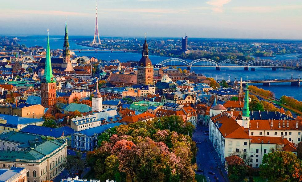 Full day excursion in Riga