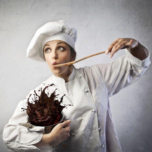 Šokolado gaminimo šou