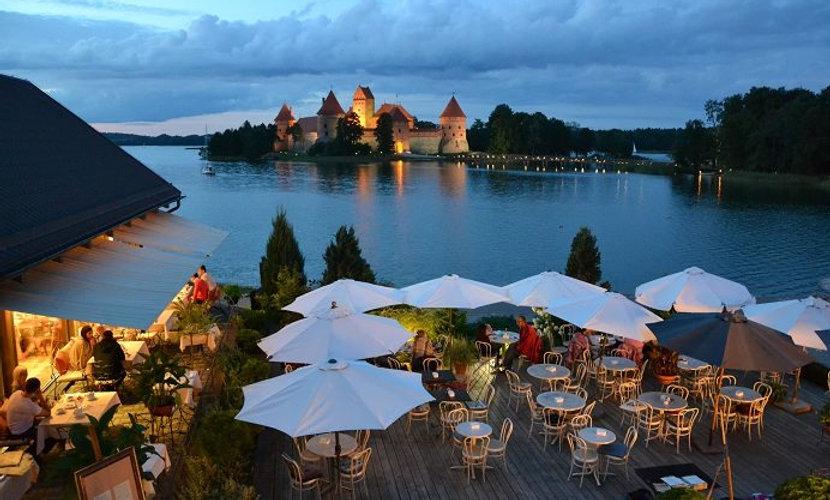 4 hours excursion to Trakai