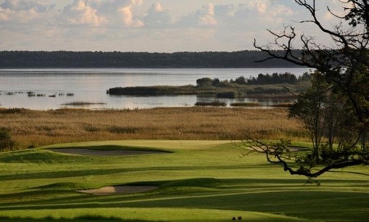 Golf Green Fee (18 holes) at Estonian Golf&Country club