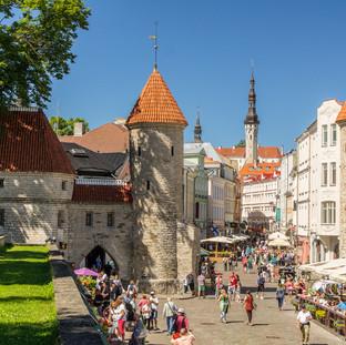Fin de Semana en Tallinn