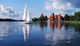 Yacht Regatta in Lithuania