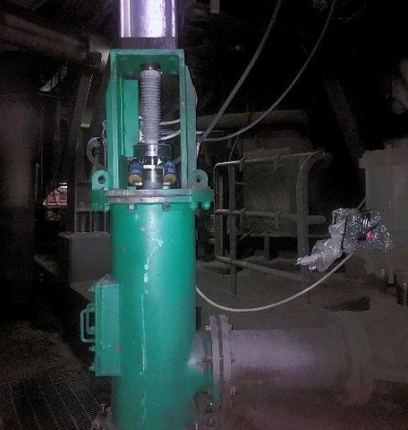 Dart valve for pressurized systems