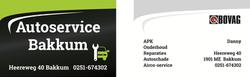 6 Autoservice Bakkum Logo