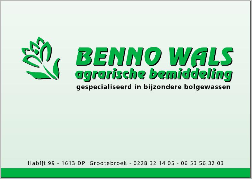 3 Benno Wals